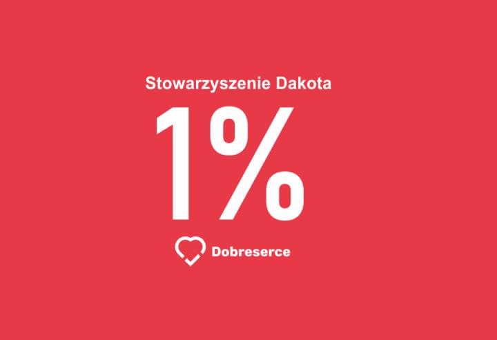 Zdjęcie główne #996 - 1% dla Stowarzyszenia Dakota.